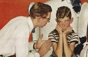 communication entre père et fils