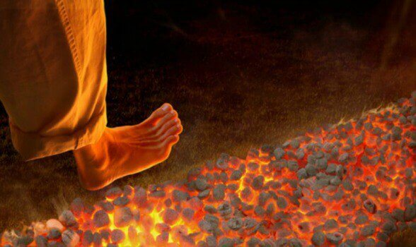 Le Firewalking : une nouvelle mais dangereuse technique de motivation