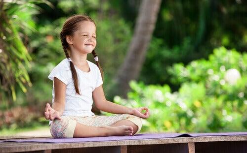 Mindfulness pour les enfants : apprendre à gérer les émotions