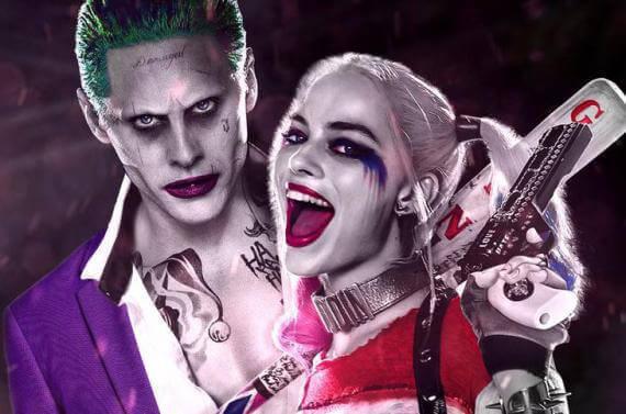 Le Joker et Harley Quinn, une relation toxique
