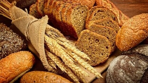 aliments avec gluten
