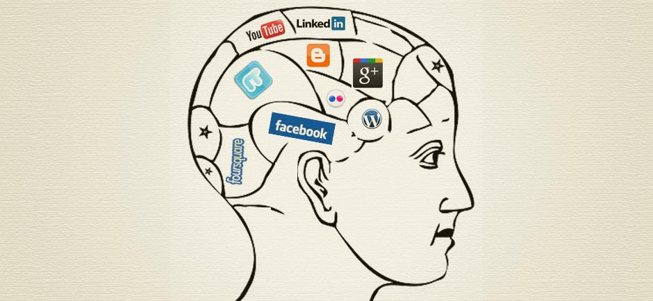 cerveau et réseaux sociaux