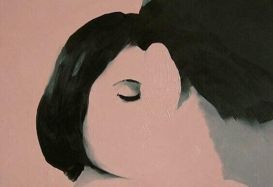 peinture couple