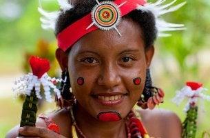 femme indigène