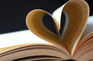 feuilles d'un livre
