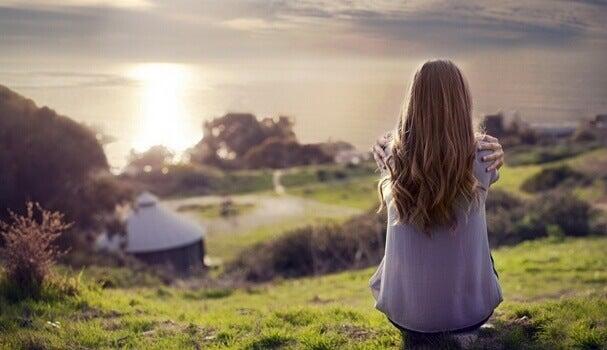 solitude et bonheur