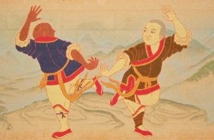 histoire des arts martiaux