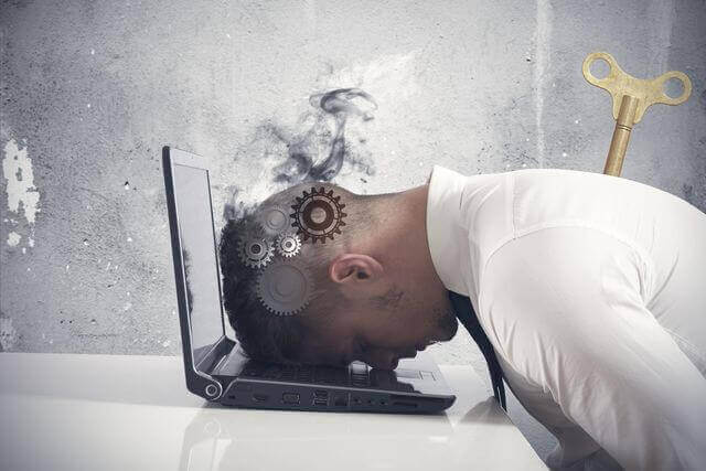 Le burnout, ou la tendance à se tuer au travail