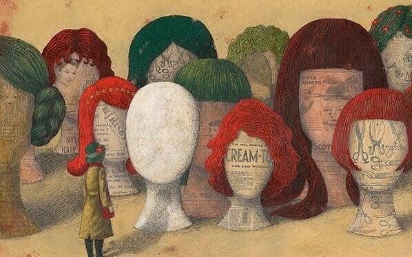 perruques