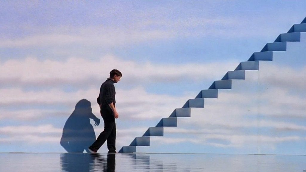 scène du film the truman show