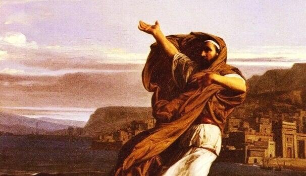Démosthène, le grand orateur bègue