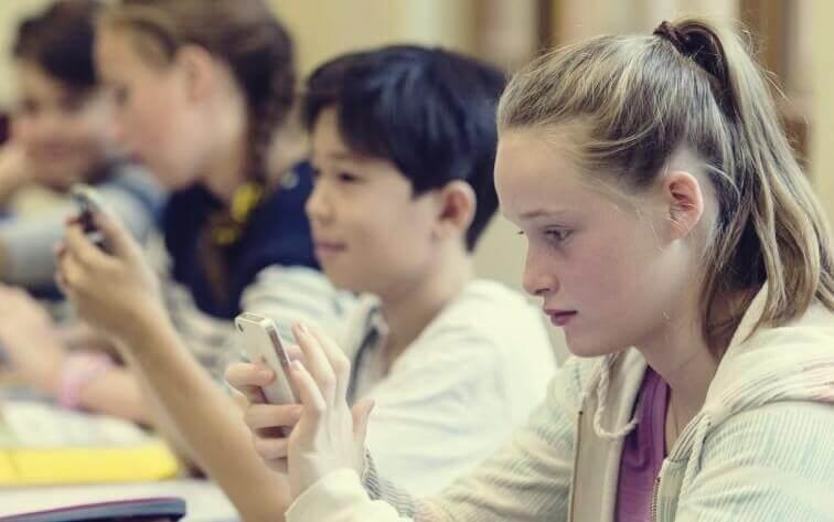 génération smartphone