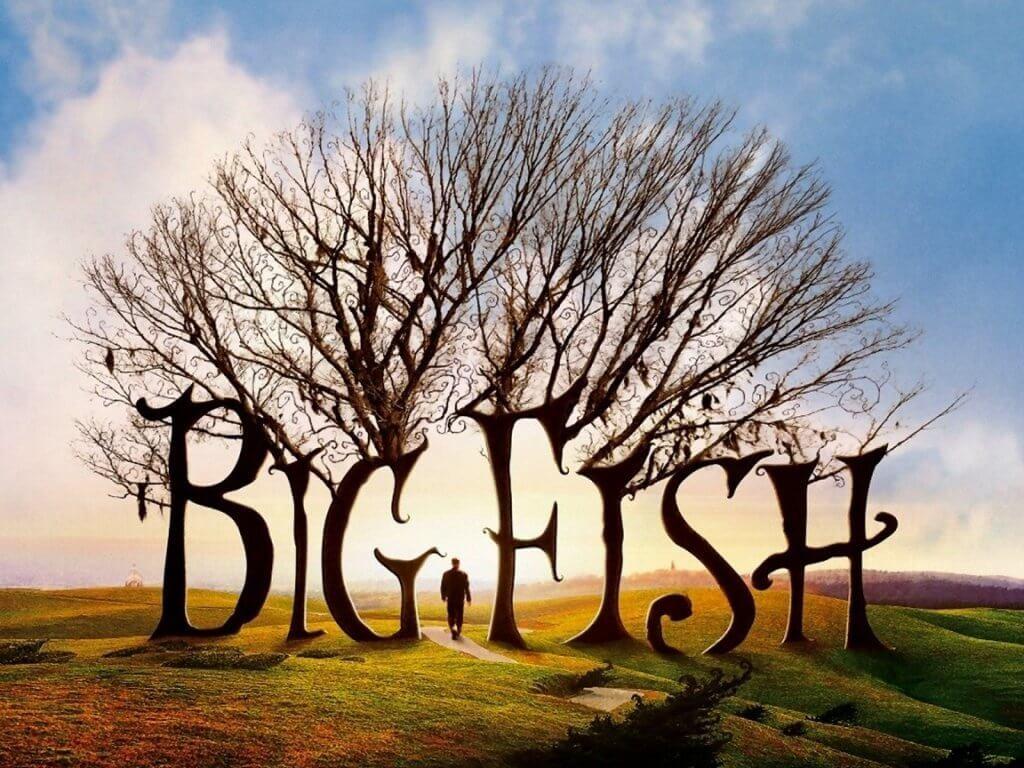 Big Fish : le poisson comme métaphore de la vie