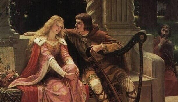 peinture de Charlemagne