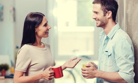 Qu'arrive-t-il à votre cerveau lorsque vous participez à une conversation positive?