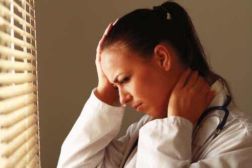 Fatigue pour compassion: l'érosion des professionnels de santé