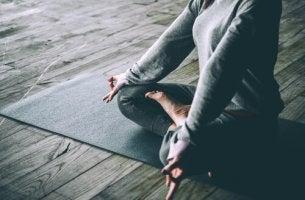 le yoga et la dépression