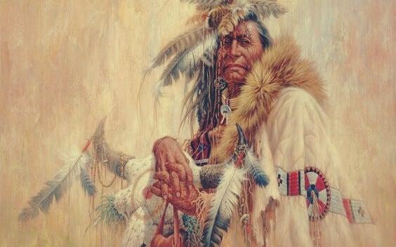 """Wetiko, le """"virus"""" de l'égoïsme selon les Amérindiens"""