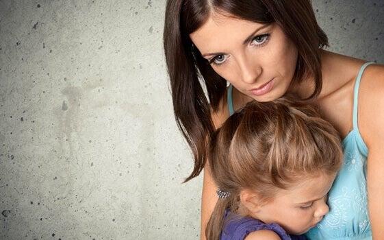 Le souci obsessionnel de garder les enfants en sécurité