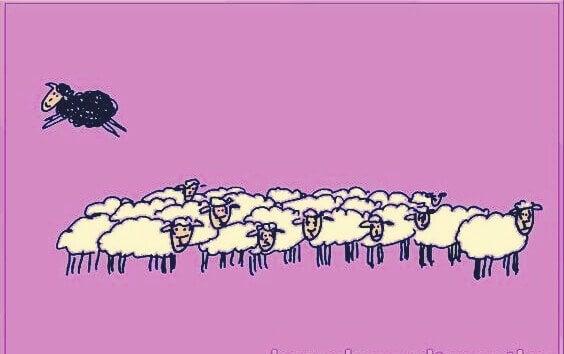 La fable du mouton noir et la valeur de l'honnêteté