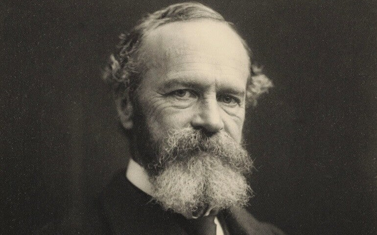 Les 10 meilleures phrases de William James