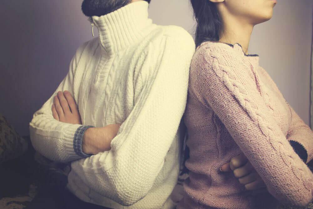 4 attitudes qui détruisent les relations personnelles