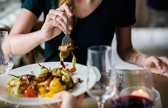 partager un repas