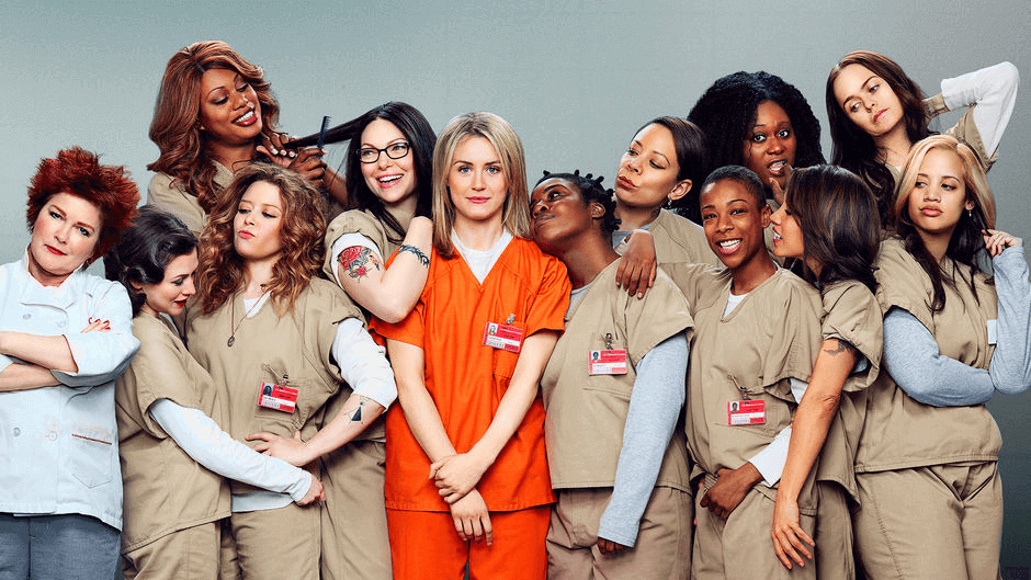 Orange is the new black et la réalité des femmes