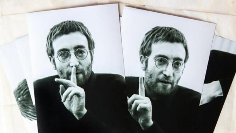 photos de John Lennon