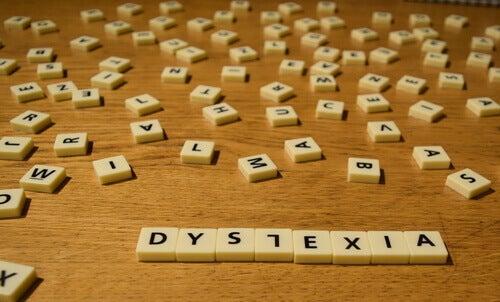 mot dyslexie