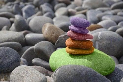 pierres de couleur