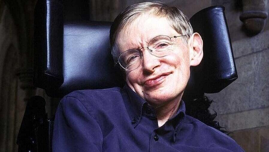 Le magnifique message de Stephen Hawking contre la dépression