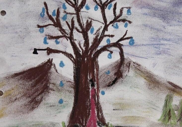 test de l'arbre