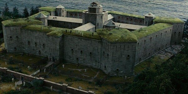 Centre psychiatrique de l'île Shutter