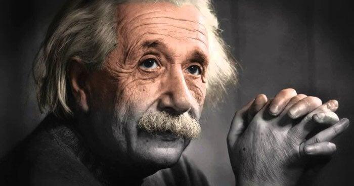 5 phrases d'Albert Einstein sur la croissance personnelle