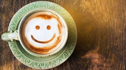café qui sourit