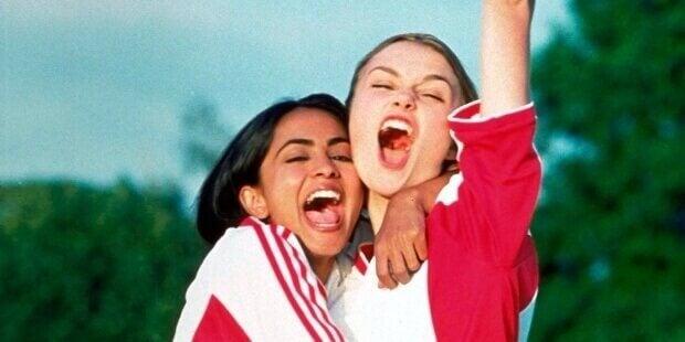 Joue-la comme Beckham, la lutte pour l'intégration