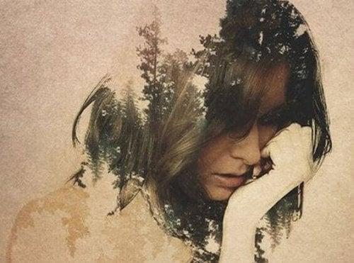 femme et émotions