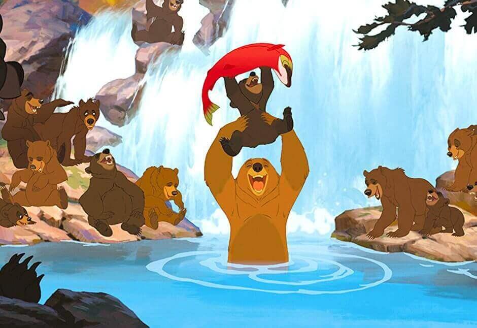 Frère ours, un exemple de croissance personnelle