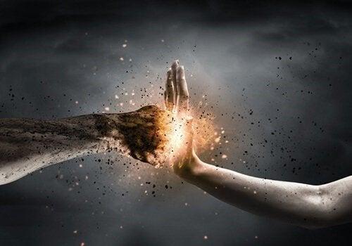 La colère est une toxine pour le corps
