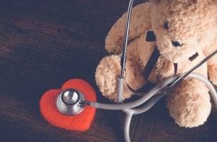enfants hospitalisés