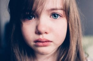 tristesse enfant