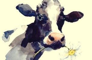le conte de la petite vache