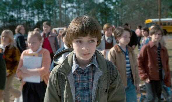 personnage de Stranger Things