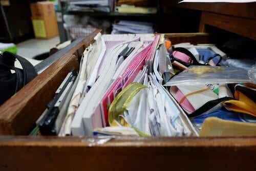 Trouble d'accumulation compulsive: en quoi consiste-t-il?