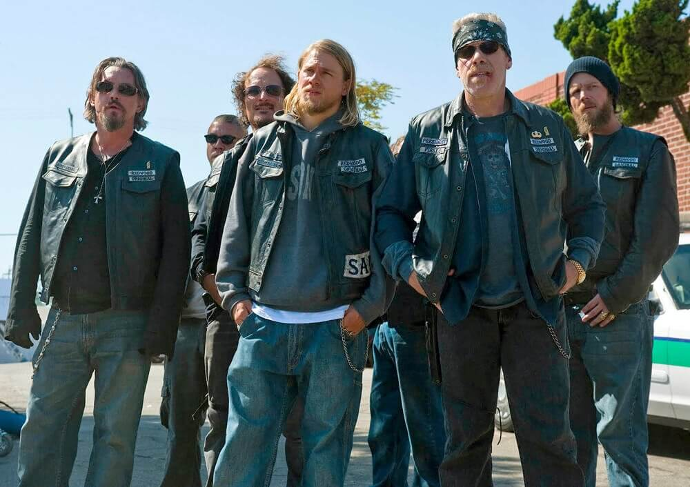 Sons of Anarchy et la culture de la violence