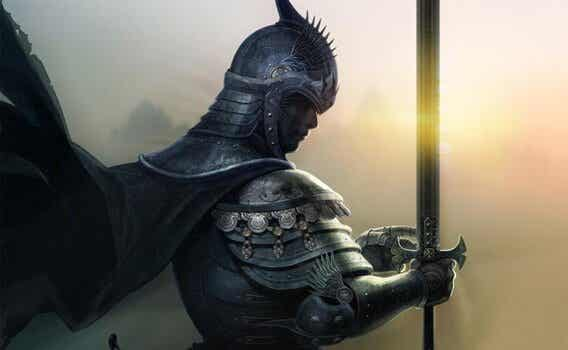 """6 phrases du livre """"Le chevalier à l'armure rouillée"""" pour réfléchir"""