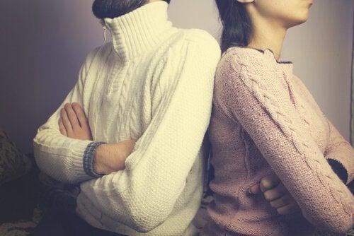 crise conjugale