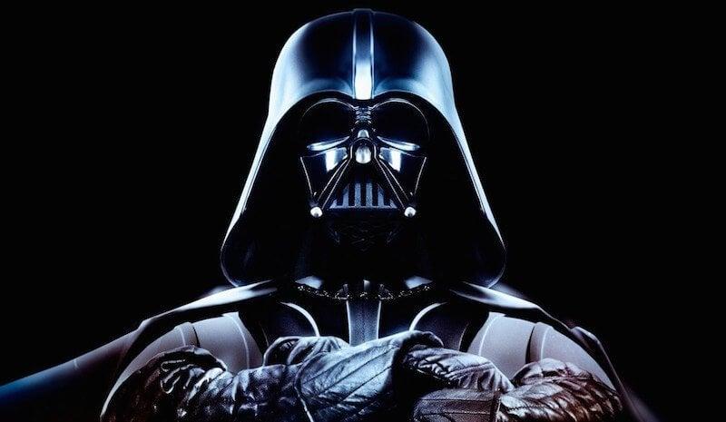 Dark Vador et Anakin Skywalker