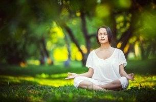 méditation avec visualisation